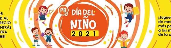 Se viene la temporada 2021 del Día del Niño en Papelera Bariloche!!