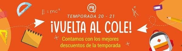TEMPORADA VUELTA AL COLE 20 / 21. Mochilas, cartucheras, útiles escolares al mejor precio!