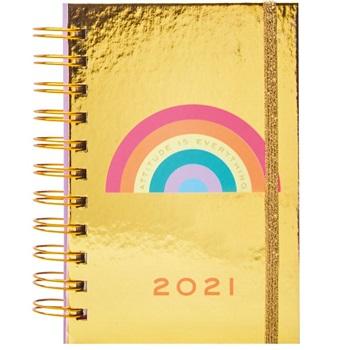 Agenda 2020 Mooving 10x15 sparkle diaria