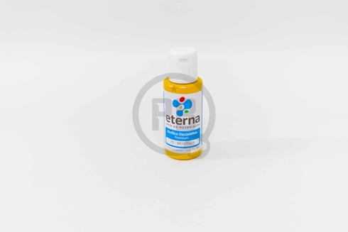 Acrílico decorativo Eterna 50 ml 076-mostaza