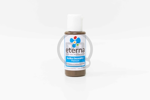 Acrílico decorativo Eterna 50 ml 086-tierra sombra natural