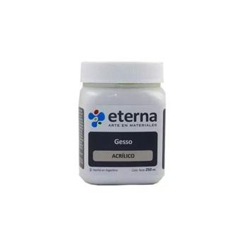 Gesso acrílico Eterna 250 ml