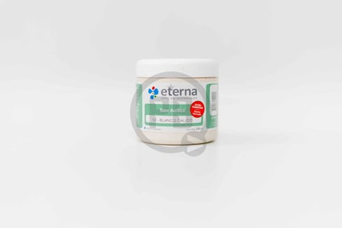 Base acrilica Eterna 200 ml 02-blanco calido