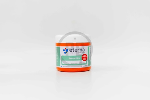 Base acrilica Eterna 200 ml 17-anaranjado