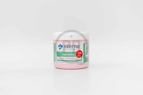 Base acrilica Eterna 200 ml 37-rosa bebe