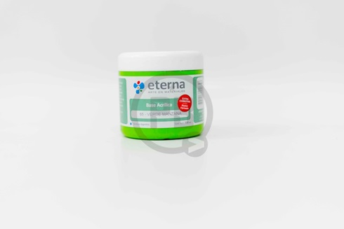 Base acrilica Eterna 200 ml 65-verde manzana