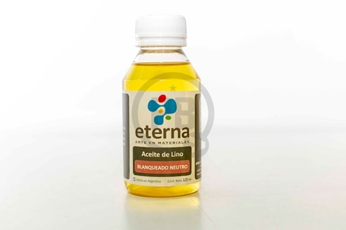 Aceite de lino Eterna 125 ml