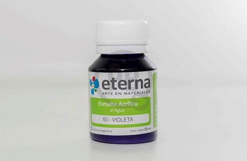 Esmalte acrílico al agua Eterna 50 ml 058-azul de prusia