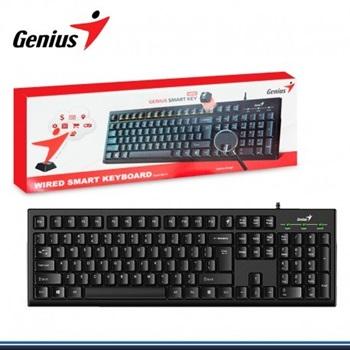 Teclado Genius usb smart kb100- negro