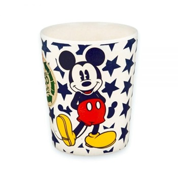 Vaso eco bamboo Mickey