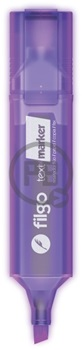 Resaltador Filgo textmarker violeta