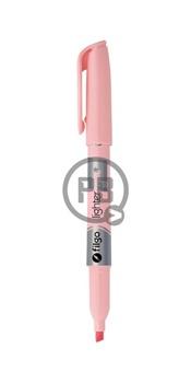 Resaltador Filgo lighter fine pastel rosa