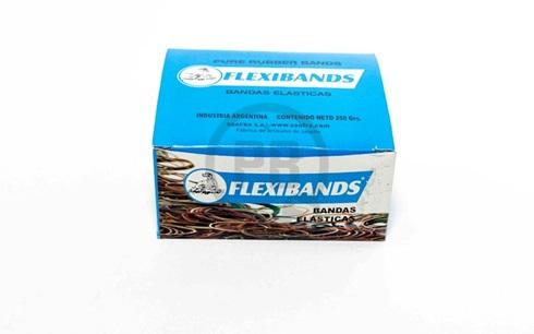 Bandas elásticas Flexibands 250 gramos