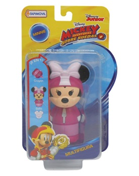 Muñeco desarmable Disney
