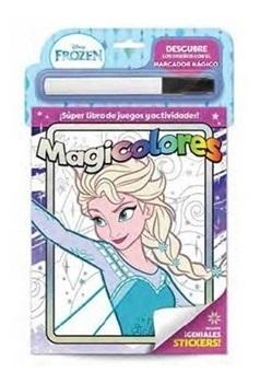 Set magicolores frozen