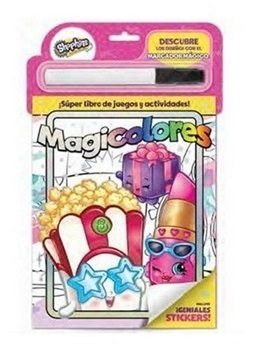 Set magicolores shopkins