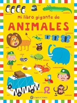 Libro gigante animales