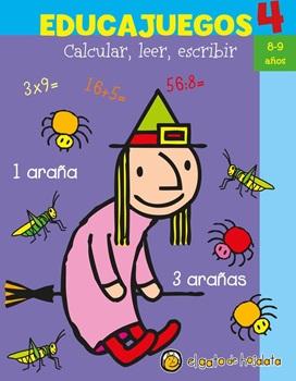 Libro de actividades educajuegos