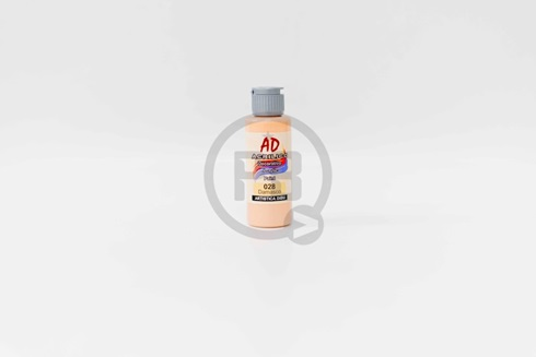 Acrílico decorativo Artística Dibu AD 60 ml 028-damasco