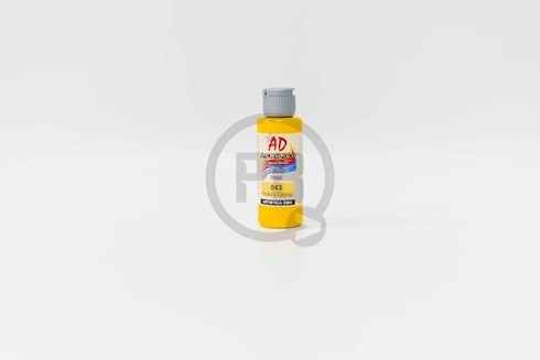 Acrílico decorativo Artística Dibu AD 60 ml 043-amarillo cadmio