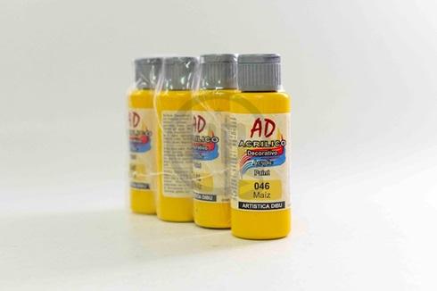 Acrílico decorativo Artística Dibu AD 60 ml 046-maiz