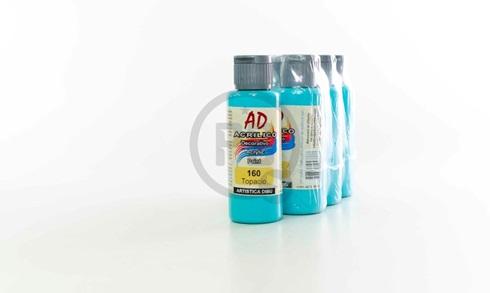 Acrílico decorativo Artística Dibu AD 60 ml 160-topacio