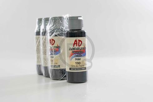 Acrílico decorativo Artística Dibu AD 60 ml 190-gris de payne