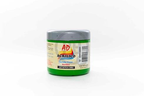 Acrílico decorativo 200 ml 131-verde cadmio