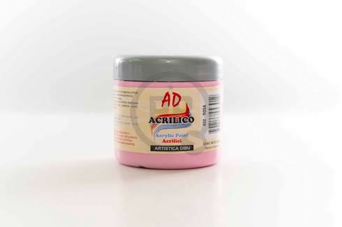 Acrílico decorativo 200 ml 032-rosa