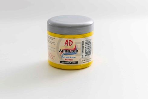 Acrílico decorativo 200 ml 041-amarillo medio