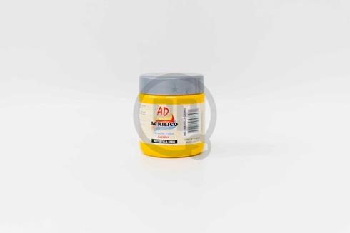Acrílico decorativo 200 ml 043-amarillo cadmio