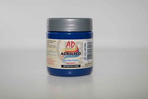 Acrílico decorativo 200 ml 163-azul uniforme