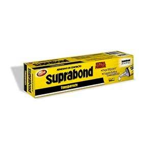 Adhesivo Suprabond x 100 ml en caja transparente extra fuerte