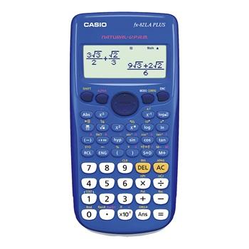 Calculadora Casio cientifica fx-82 la plus 252 funciones azul