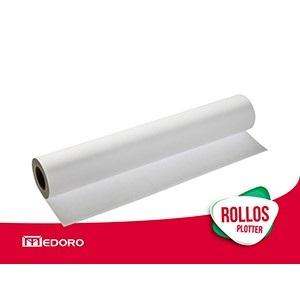 "Rollo para plotter Medoro 80 gramos 91,4 cm x 50 metros 2"""