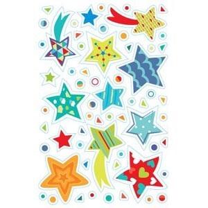 Wallstickers Muresco estrellas 32,5 x 50 cm