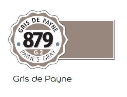 Acrílico Alba 6 x 18 ml 879-gris payne
