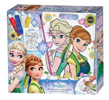 Juego didac mi bolsita colorida Frozen 2