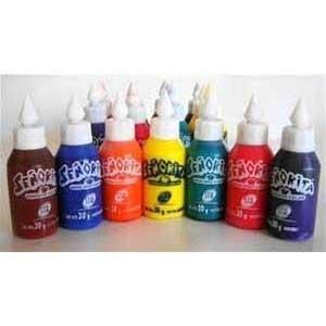 Adhesivo color STA amarillo x 30 gramos