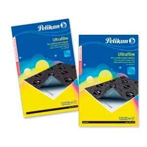 Carbonico Pelikan ultrafilm x 10 hs negro