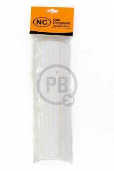 Adhesivo barra ancha larga x 10 unidades para pistola grande