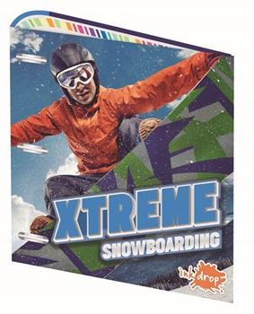 Carpeta 3-a/red,40 mm cartoné con rado snowboard