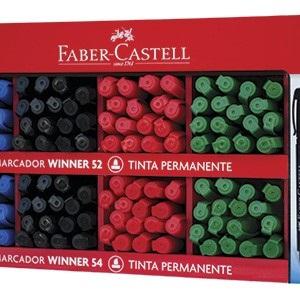 Exhibidor marcador Faber-Castell 52/54 perm x 96 unidades