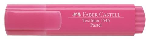 Resaltador Faber-Castell 1546 pastel rosa