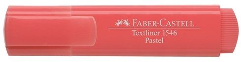 Resaltador Faber-Castell 1546 pastel durazno