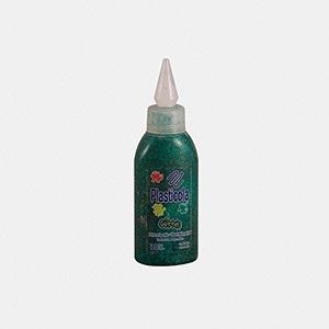 Plasticola brillo 38 gramos verde