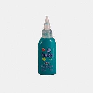Plasticola color x 40 gramos verde