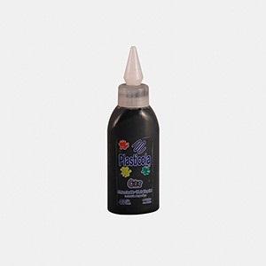 Plasticola color x 40 gramos negro