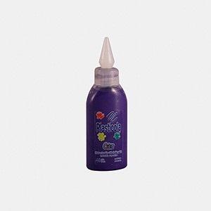 Plasticola color x 40 gramos violeta
