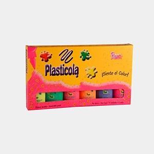 Plasticola fluo 40 gramos surtida
